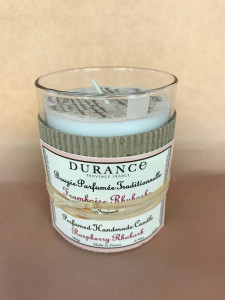 BOUGIE PARFUMEE TRADITIONNELLE 180G