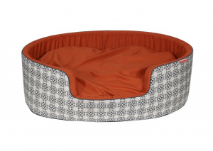 Coussin rond collection BERBERE
