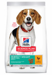 CANINE PERFECT WEIGHT MEDIUM POULET HILL'S
