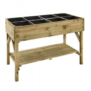 CARRE POTAGER GARIGUETTE 120X60X87 135