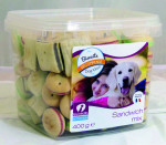 BISCUITS DOG'CROC SANDWICH MIX 400G
