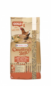 COUNTRY'S BEST GOLD 4 MIX 20 KG