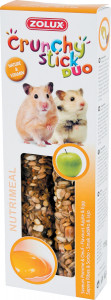 CRUNCHY STICK HAMSTER SAVEUR POMME/OEUF