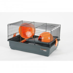 Cage INDOOR 40 cm hamster orange