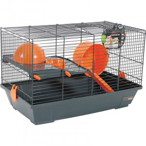 Cage INDOOR 50 cm hamster orange