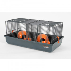 Cage INDOOR 50 cm souris orange