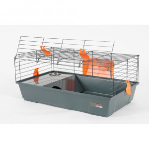 Cage INDOOR 80 cm orange